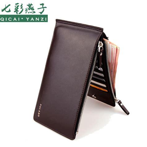 aliexpress wallet aliexpress com buy 2016 men leather wallet clutch double