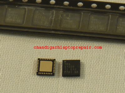 100 New Axp288c Qfn Ic free shipping tps51220 51220 qfn 32pin power controller ic