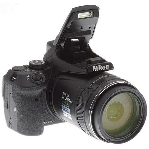 Nikon P900 2 by Nikon Coolpix P900 Bridge 24mm 2 000mm Optical Zoom Black