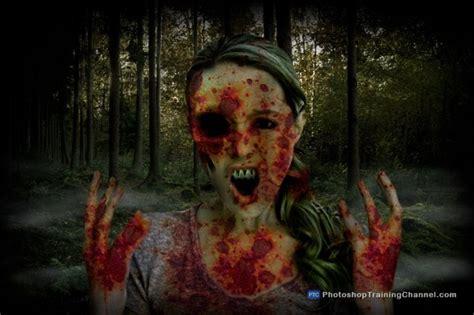tutorial zombie photoshop cs5 zombie photoshop tutorial photoshop zombie effect