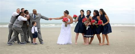 all inclusive wedding packages south carolina myrtle wedding packages myrtle weddings by hitched at the offering
