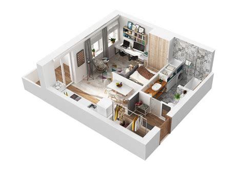 30 Sqm House Interior Design Am 233 Nagement Et D 233 Coration D Un Appartement De 40m2