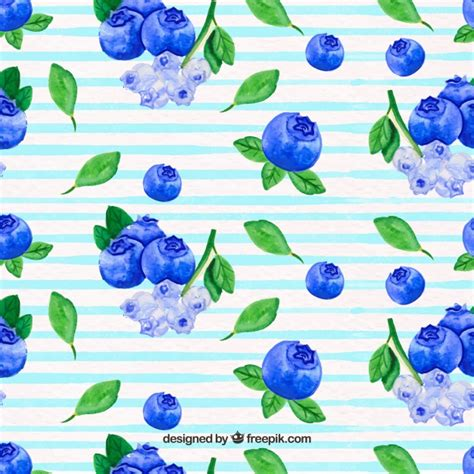 watercolor flowers pattern vector free download flower pattern and watercolor fruits vector free download