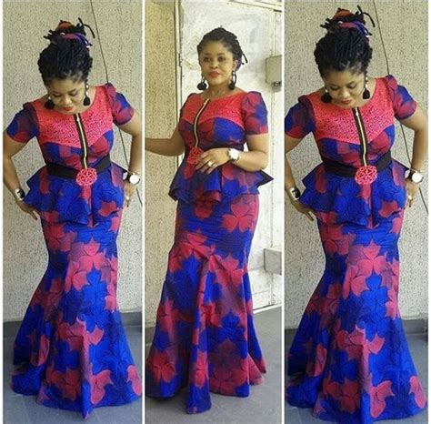 latest nigeria ankara style download picture 15 latest ankara skirt and blouse styles 2017 fashion