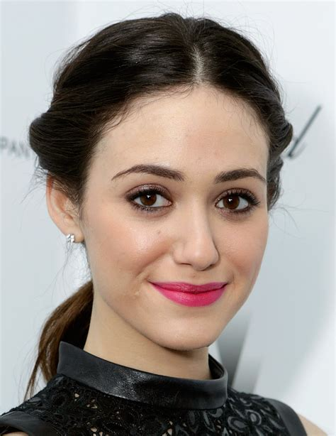 Gorgeous Makeup At The Emmys 2 by Emmy Rossum See The Gorgeous Looks At The