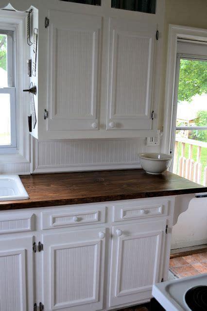 wallpaper cabinets pinterest beadboard wallpaper on cabinets kitchen pinterest