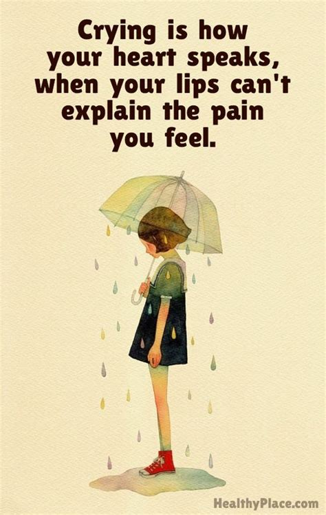 cry a s guide to feeling books feeling depressed quotes on feeling alone