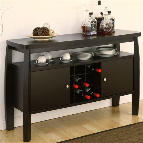 Modern Dining Room Buffet Creativeworks Home Decor Sideboards Buffets
