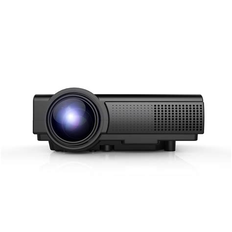 Proyektor Mini Home Theater tenker q5 projector 1500 lcd projector
