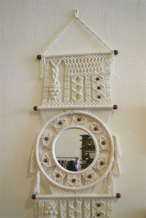 Etsy Wall Hanging - macrame wall hanging by mascotvintage on etsy