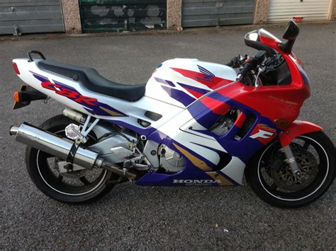 second cbr 600 honda cbr 600f for sale in uk 77 used honda cbr 600fs