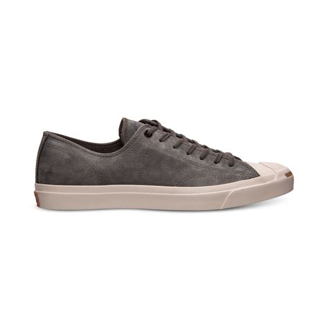Hdt Shoes Converse All Low Grey Box lyst converse mens purcell grey leather