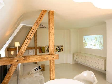 Beleuchtung Offenes Dachgeschoss by Dachgeschoss Mit 56 Quadratmetern Sch 214 Ner Wohnen