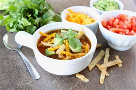 two peas and their pod chicken fajita soup recipe two peas their pod