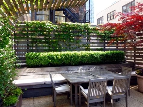 backyard screening options 21 ideas for privacy screening options other balcony