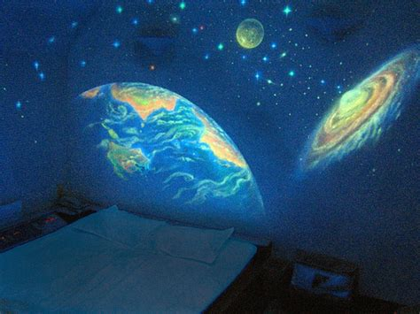 glow in the planets and for ceiling a sprinkling of euphoria get the gossip apocalypse