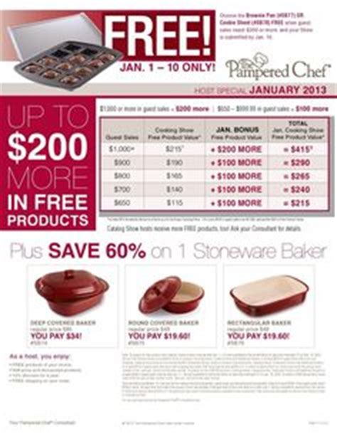 1000+ images about pampered chef specials/products on