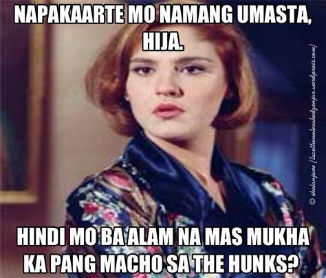 Tagalog Memes - senyora santibanez funny meme funny pinoy jokes atbp