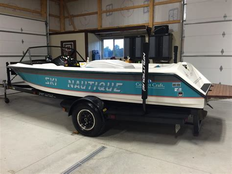 nautique boats for sale indiana 1991 ski nautique 137 1 hrs for sale in arcadia indiana