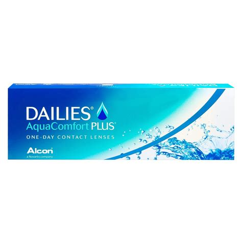 aqua comfort dailies plus dailies aquacomfort plus 30 lenses