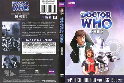 Dvd Who Are You doctor who the krotons tv dvd scanned covers krotons dvd covers