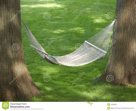 hammock in backyard backyard hammock stock images image 1925834