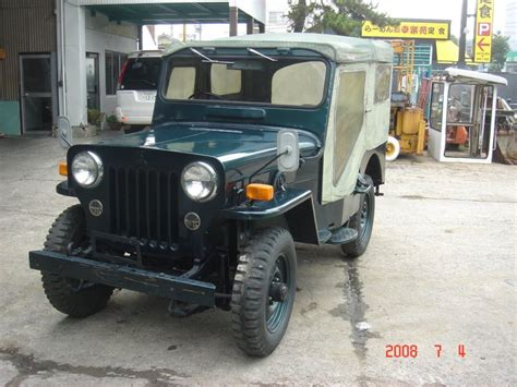 mitsubishi jeep mitsubishi jeep 1971 used for sale