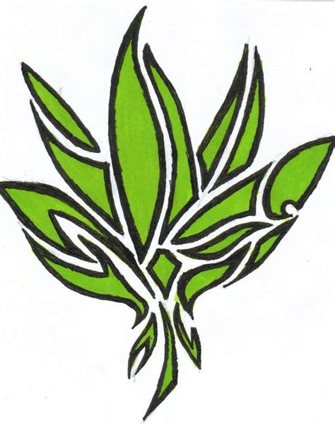 weed symbol clipartion com