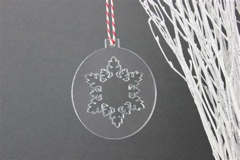 28 best perspex christmas decorations personalised