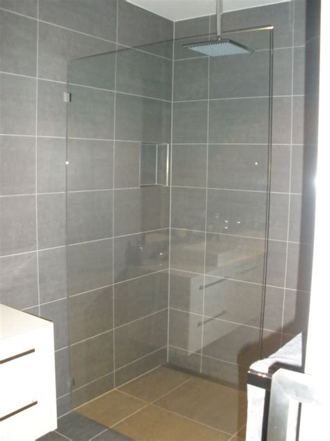 Frameless Shower Pin Frameless Glass Shower Enclosure On