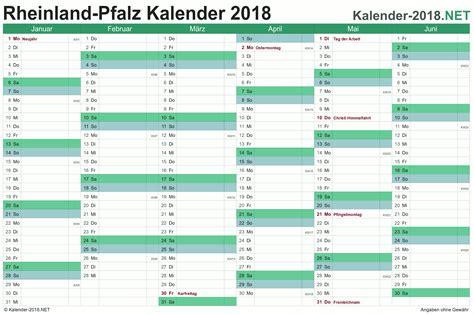Kalender 2018 Pdf Rheinland Pfalz Kalender 2018 Rheinland Pfalz