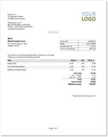 Software Development Invoice Template by Invoice Software Time Tracking Software Easy Time Tracking