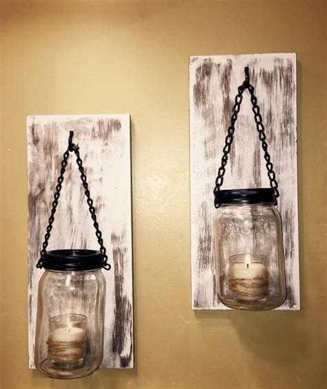 rustic farmhouse wall sconces great home decor