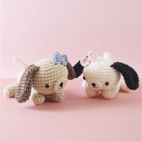Puppy Amigurumi 17 best images about amigurumi dogs on chihuahuas beagle puppies and free pattern