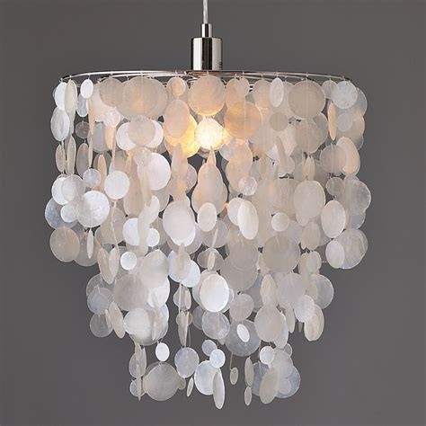 Shell Light Fixture Capiz Shell Chandelier Diy Rachel Schultz