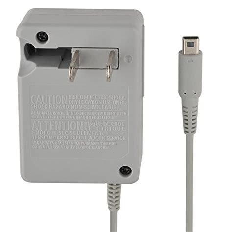 Ac Adaptor Charger For 3ds Xl 2ds Dsi Project Design Commonbyte Ac Adapter Charger Power Supply For Nintendo 2ds Dsi 3ds Dsixl Free Ebay