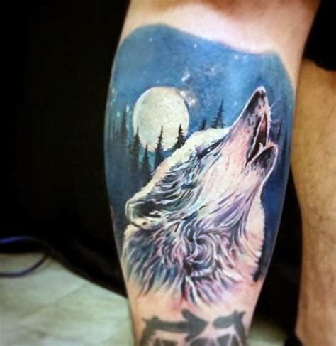 tattoo ideas wolves 70 wolf tattoo designs for men masculine idea inspiration