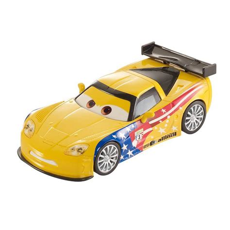 cars characters yellow cars 2 pullback race car mcqueen mater holley finn jeff