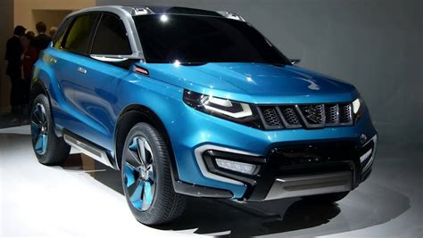 Cars Suzuki 2016 Suzuki Vitara Carsfeatured