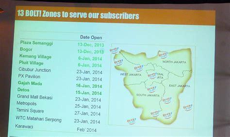 erafone pluit village tingkatkan kualitas layanan bolt super 4g tambah 100 bts