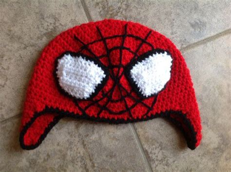 spiderman toque pattern 17 best images about croche on pinterest crochet baby