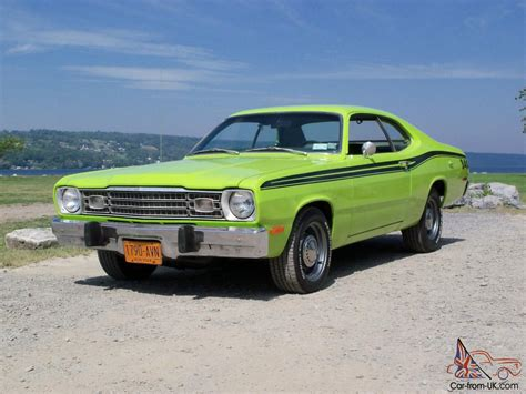 1973 plymouth duster 340 1973 plymouth duster 340 no reserve