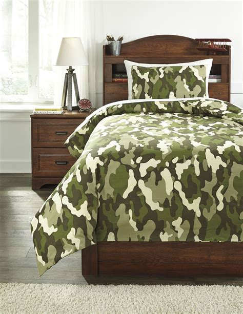 green twin comforter set dagon tan and green twin comforter set from ashley