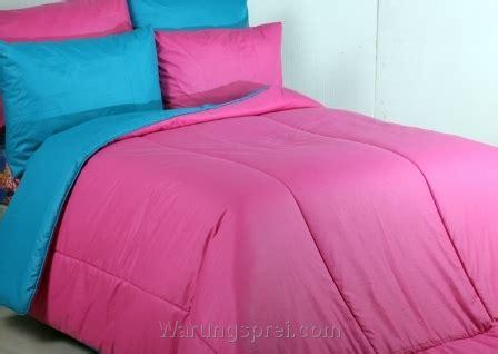 Sprei 10020020 Polos Pink Katun Panca sprei polos pink tosca warungsprei