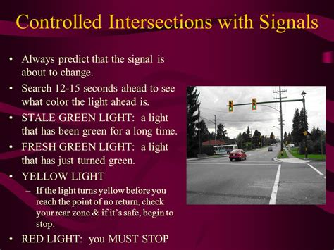 ch 10 negotiating intersections ppt
