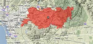 wildfire maps california california map live california map