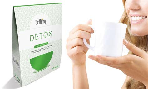 40 Day Detox by Dr Ming Teatox Slimming Herbal Tea Cleansing Detox 20