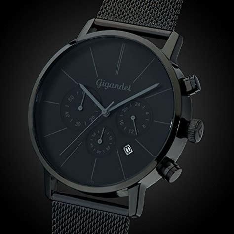 Gigandet Design Gigandet Quarz Herren Armbanduhr Minimalism Chronograph
