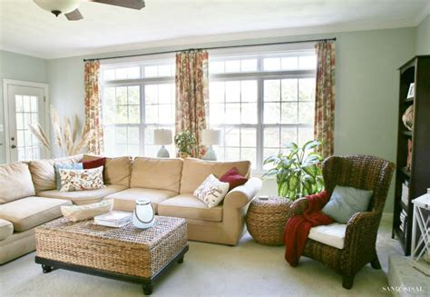 family room window treatments hi tech family room window treatments sand and sisal