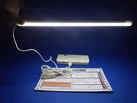 Lu Led Untuk Neon Box lu led portable tenaga usb white jakartanotebook